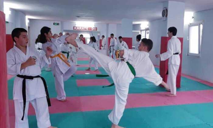 """Taşkın: """"Geleceğin Karatecileri Yetişiyor"""""""
