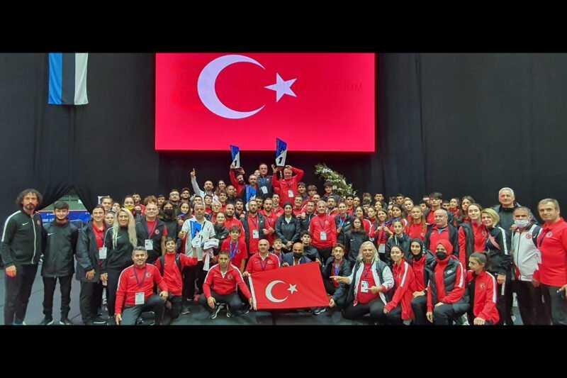 Tekvando Milli Takimimiz Avrupa Sampiyonu Oldu 1