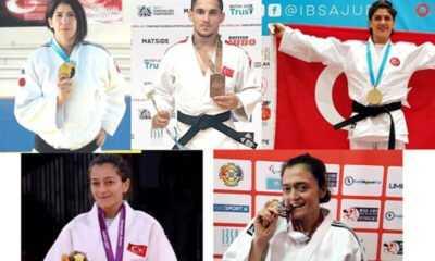 Tokyo 2020 Paralimpik Oyunları'nda Judo Müsabakaları Yarın Başlıyor