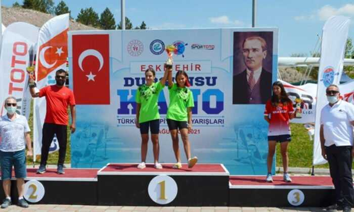 Türkiye Kano Şampiyonası Kupaları Sahiplerini Buldu