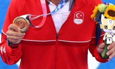 Türkiye'nin Olimpiyat Madalya Sayısı 96'ya Çıktı