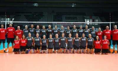 U18 Kız Milli Takımımız, Dünya Şampiyonası için Ankara'da Kampa Girdi