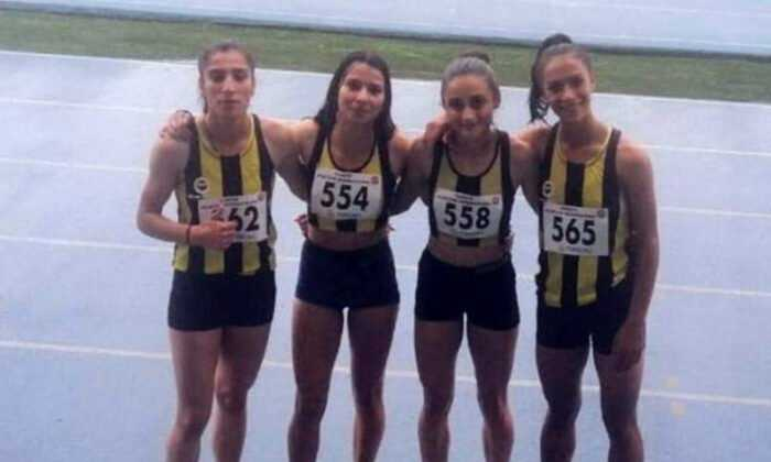 U20 Atletizm Ligi'nde İlk Kademede Türkiye Rekoru