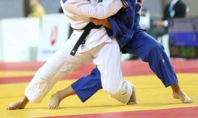 Ümit Judocularımız Avrupa Şampiyonası'nda Tatamide