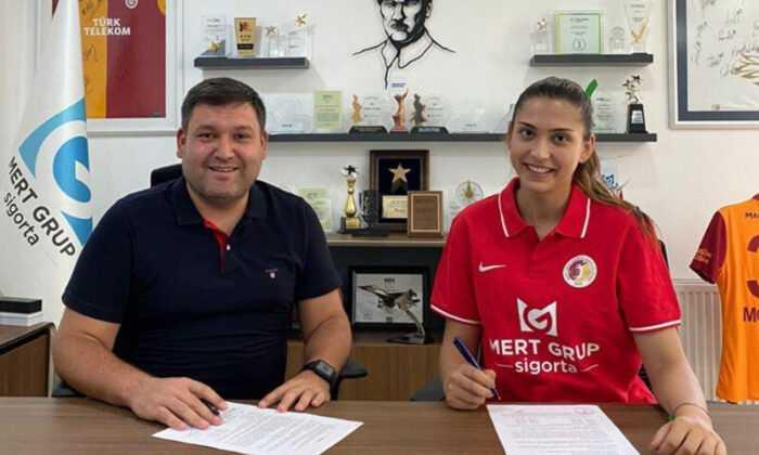 Yasenya Hamurcu, Mert Grup Sigorta'da