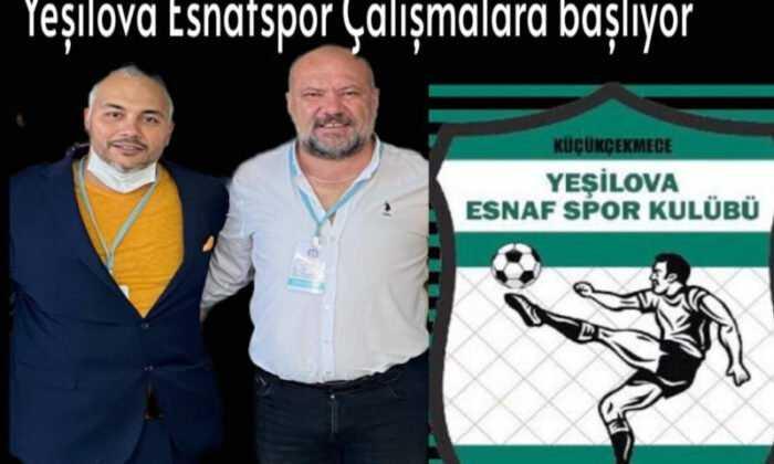 Yeşilova Esnafspor 31 Ağustos'ta Çalışmalara Başlıyor