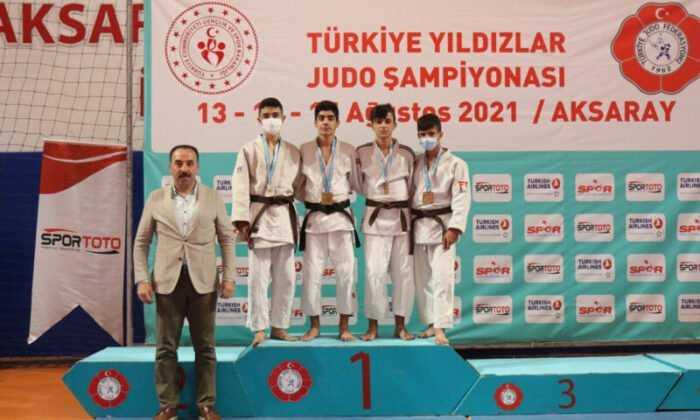 Yıldızlar Türkiye Judo Şampiyonası 2. Günü Tamamlandı