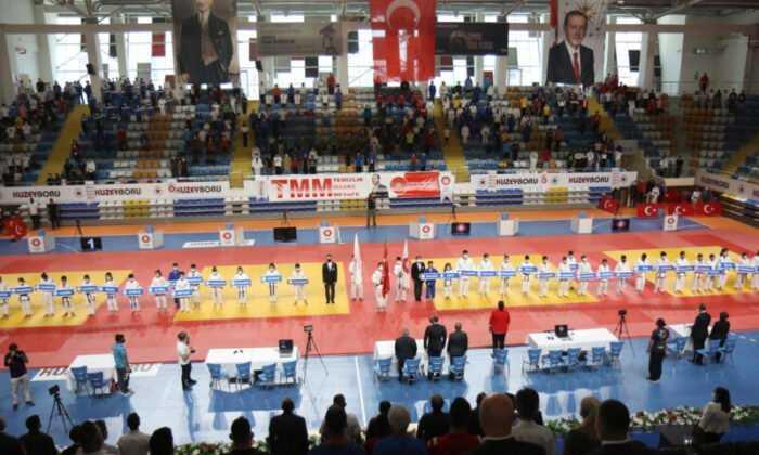 Yıldızlar Türkiye Judo Şampiyonası Başladı