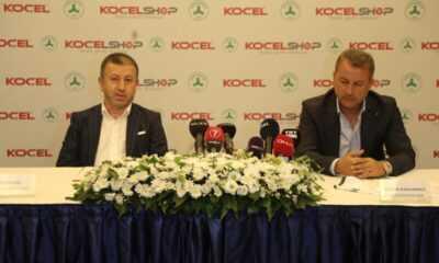 Koçel A.Ş Giresunspor'un bu yıl da sponsoru oldu