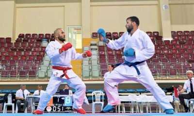 İşitme engellilerde Türkiye Karate ve Tekvando Şampiyonaları İstanbul'da