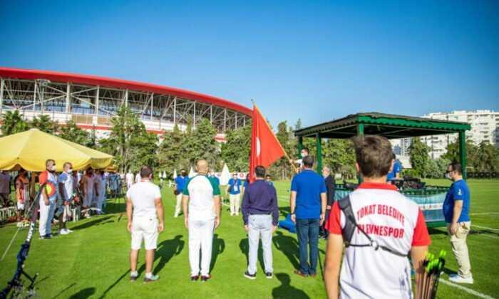 2021 Açık Hava Türkiye Şampiyonası Antalya'da Başladı