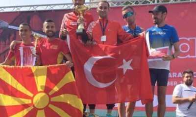 Balkan Yarı Maraton'da İki Kürsü