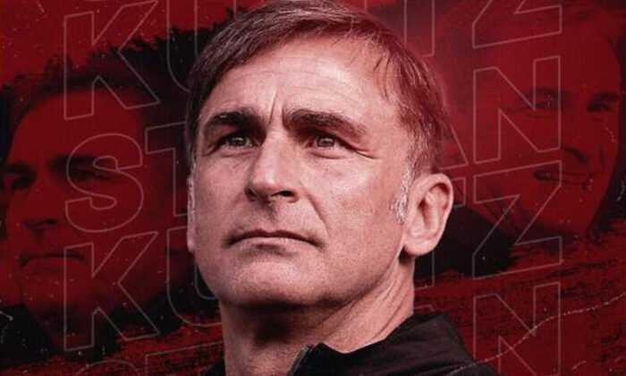 A Milli Futbol Takımımızın Yeni Teknik Direktörü Stefan Kuntz