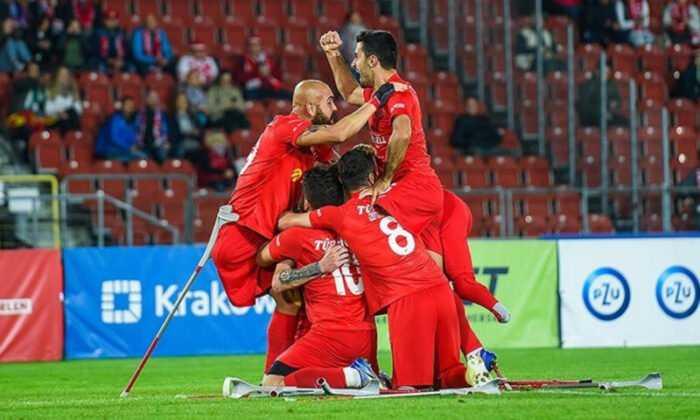 Ampute Futbol Milli Takımı Üst Üste İkinci Kez Avrupa Şampiyonu