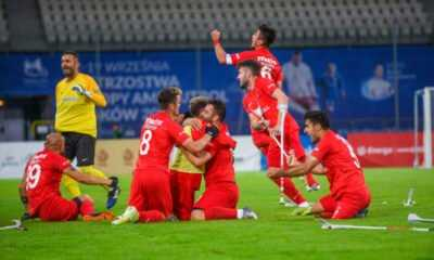 Ampute Futbol Milli Takımımız, Avrupa Şampiyonası'nda Finale Yükseldi
