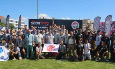 Atletizmde Süper Lig'in Yeni Takımları Belirlendi