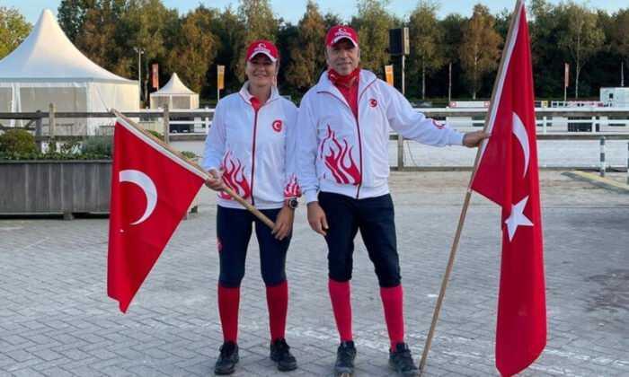 Atlı Dayanıklılık Avrupa Şampiyonası Başlıyor
