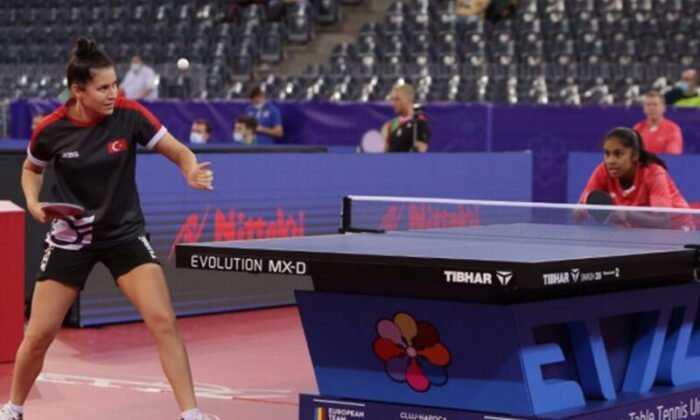 Avrupa Masa Tenisi Takımlar Şampiyonası Başladı