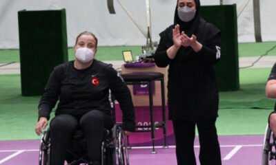 Ayşegül Pehlivanlar Atıcılıkta Gümüş Madalya Kazandı