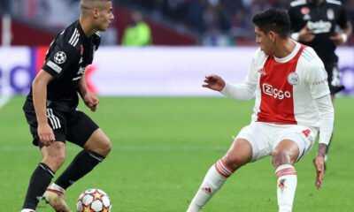 Beşiktaş Ajax Deplasmanında Mağlup Oldu