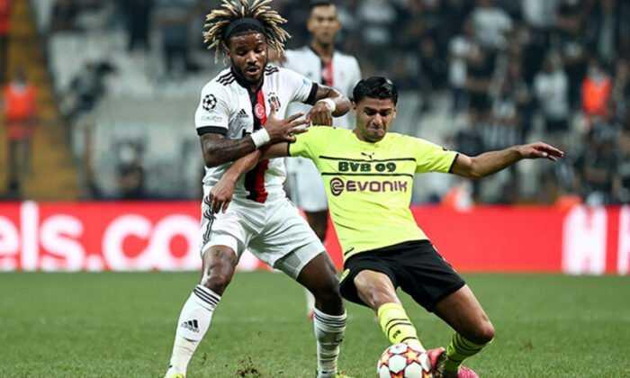 Beşiktaş Şampiyonlar Ligi'ne Mağlubiyetle Başladı