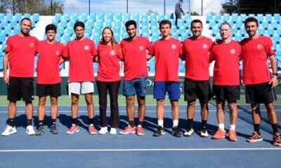 Davis Cup Türkiye – Letonya Karşılaşması 18-19 Eylül'de ENKA Spor Kulübü'nde