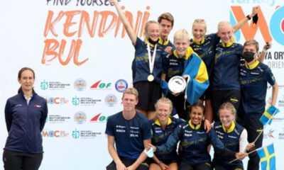 Dünya Gençler Oryantiring Şampiyonası Sona Erdi