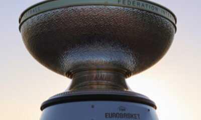 FIBA EuroBasket 2025'e Ev Sahipliği Yapmak İsteyen Aday Ülkeler Belli Oldu