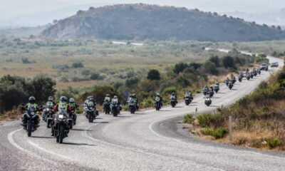 FIM Mototour Turkey Kuşadası'ndan Başladı