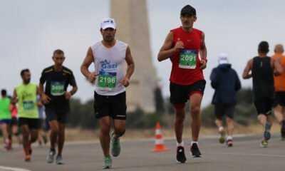 Gelibolu Maratonu Pazar Günü Koşulacak