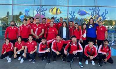 Genç Judocularımızın Avrupa Şampiyonası Sınavı Yarın Başlıyor