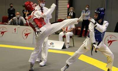 Genç Taekwondoculardan 27 Madalya Daha
