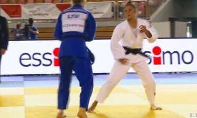 Gençler Avrupa Judo Şampiyonası 2. Günü Sona Erdi