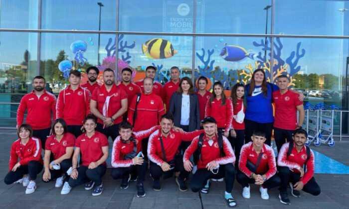 Gençler Avrupa Judo Şampiyonası için Hazır