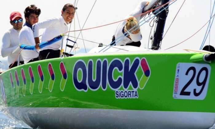 HSSK Quick Sigorta Yelken Takımı, Avrupa Şampiyonu Oldu