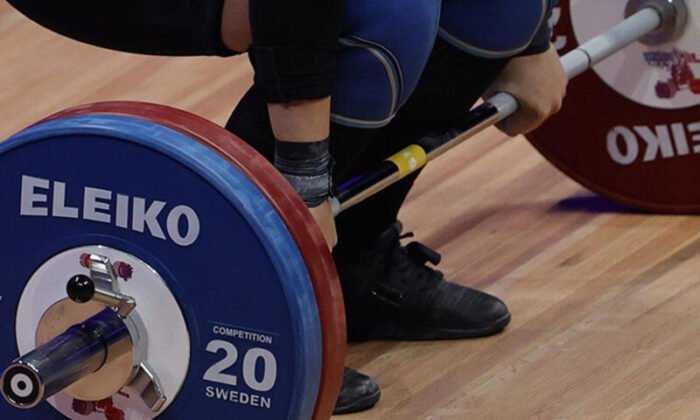 Halterci Cansel Özkan, Gençler Avrupa Şampiyonası'nda Üçüncü Oldu