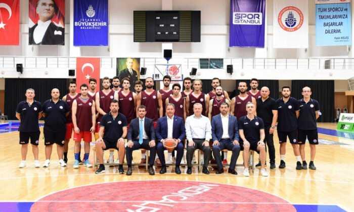 İstanbul BBSK, Basketbolda Yeni Sezonu Açtı