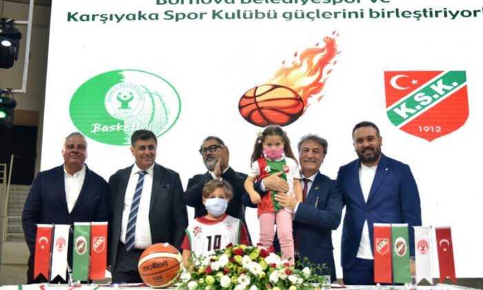 """İzmir'i """"Basketbol Şehri"""" Yapacak Örnek İş Birliği"""