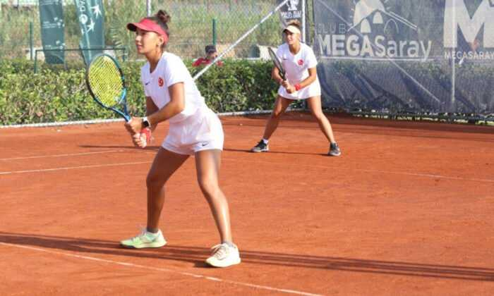 Jr Davis Cup ve Jr Billie Jean King Cup Finalleri'nde Çeyrek Final Zamanı
