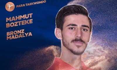 Mahmut Bozteke Olimpiyatlarda Bronz Madalya Kazandı