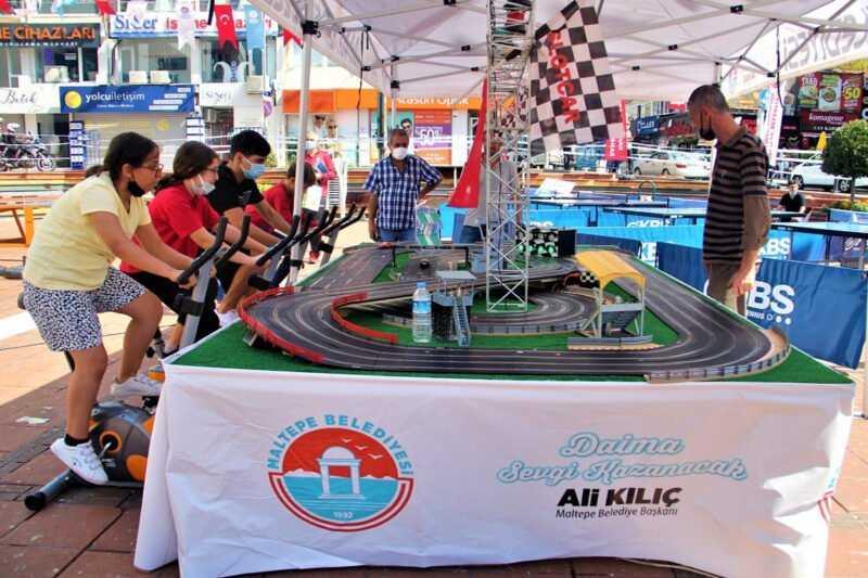 Maltepe Belediyesinin Spor Etkinliklerine Buyuk Ilgi 2