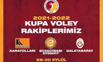 Mert Grup Sigorta, Kupa Voley Maçlarını İzmir'de Oynayacak