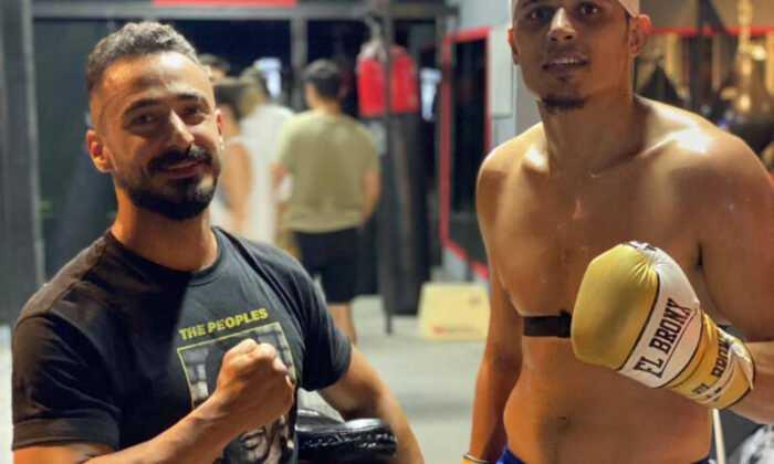 Milli Antrenör Derbazlar, WBC Kemeri Alan Türk Antrenörlerden Biri Oldu
