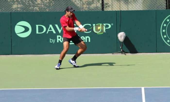 Milli Takımımız Davis Cup'ta İlk Güne İki Galibiyetle Başladı