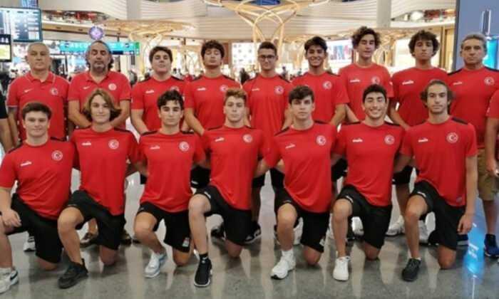 Milliler U17 Erkekler Avrupa Şampiyonası için Malta'da