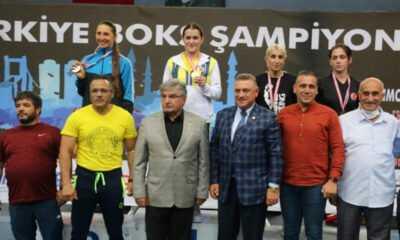 Nuri Eroğlu Büyük Erkekler ve Büyük Kadınlar Türkiye Ferdi Boks Şampiyonası Sona Erdi