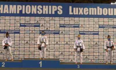Özlem Yıldız, Gençler Avrupa Judo Şampiyonası Üçüncüsü