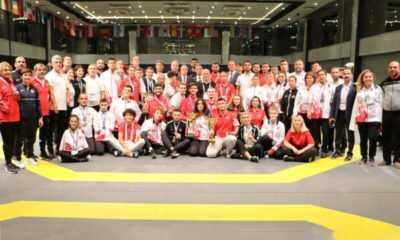 Para Taekwondo'da 25 Madalya Kazandık