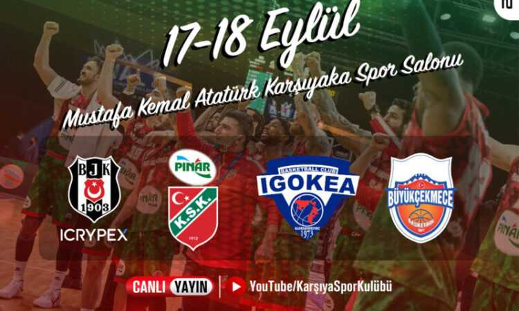 Pınar Cup'21 Büyük Heyecana Sahne Olacak
