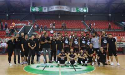 Pınar Cup'21 Şampiyonu Pınar Karşıyaka